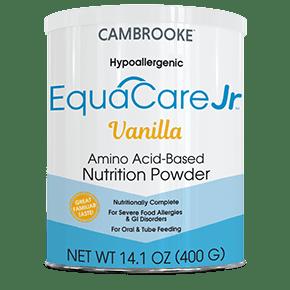 equacare vanilla trans noshadow small squared - Our Formula