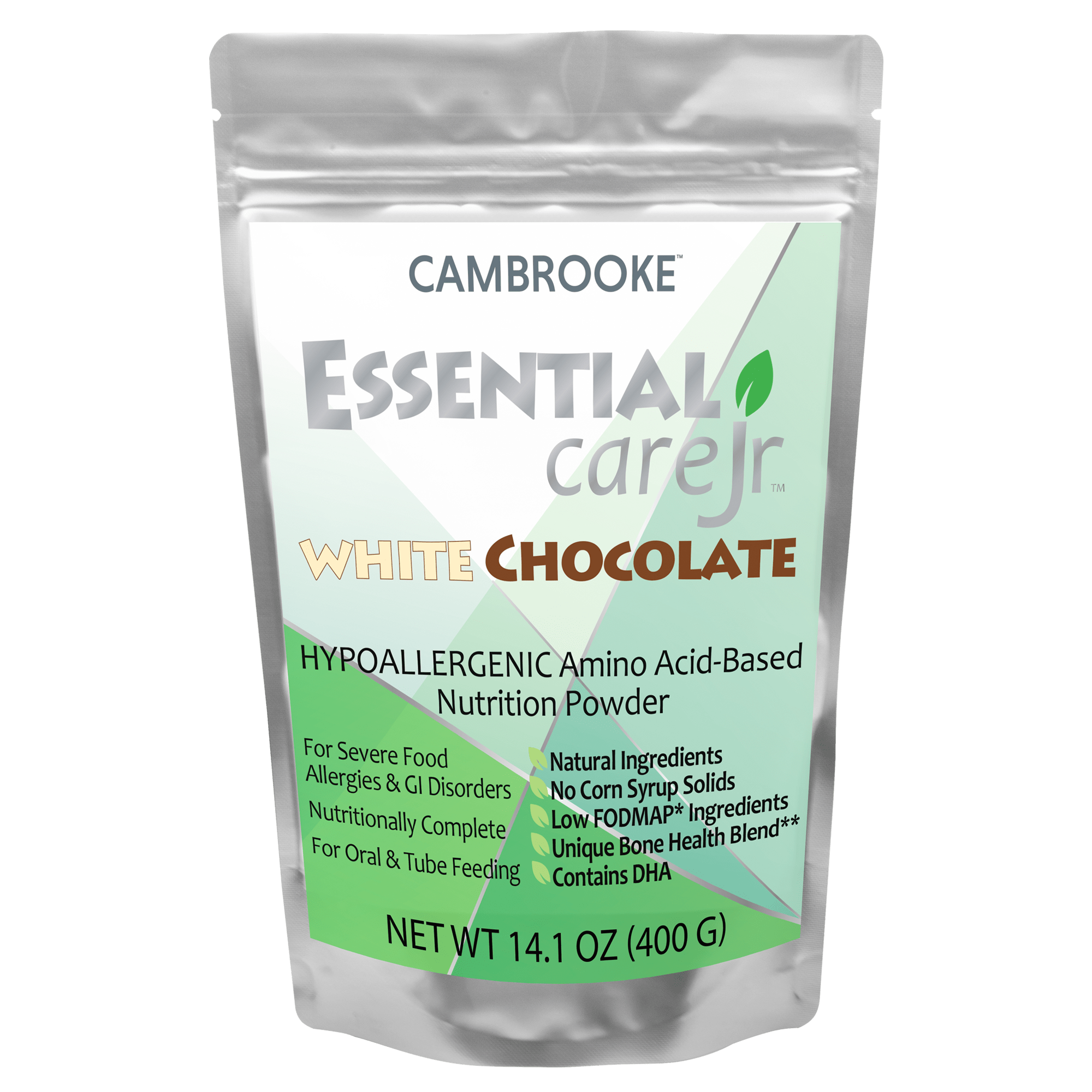 essential care jr wc 400g WEB pouch orig 2000px - Ingredients