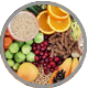 more natural ingredients icon - For HCPs